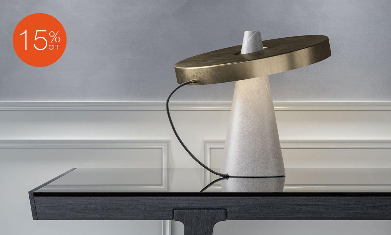 ED039 TABLE LAMP BY EDIZIONI DESIGN