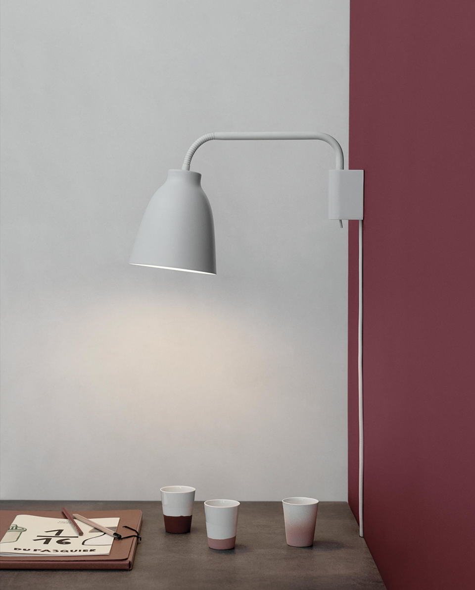 CARAVAGGIO READ WALL LIGHT By LIGHTYEARS