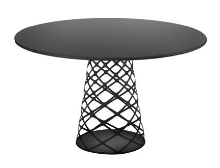 AOYAMA TABLE BLACK EX-DISPLAY by GUBI