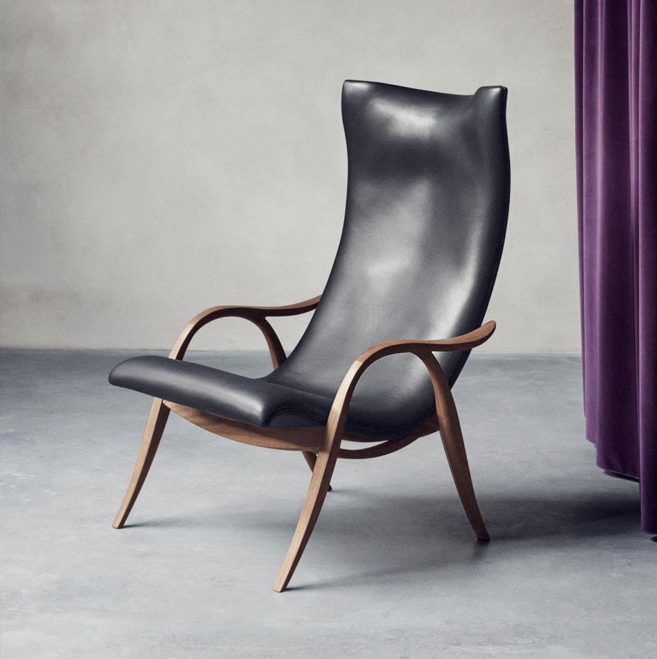 FH429 SIGNATURE CHAIR WALNUT BY CARL HANSEN