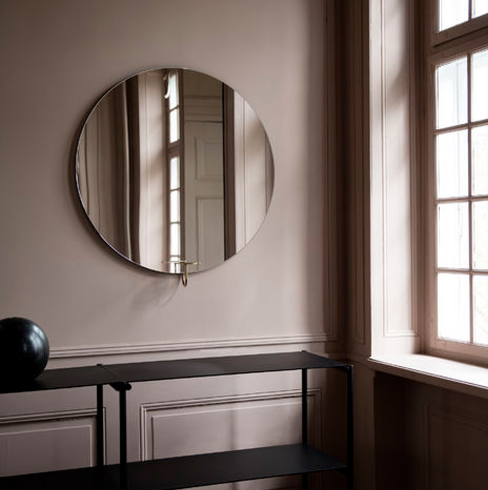 MIRO MIRO ROUND MIRROR by FRIENDS & FOUNDERS