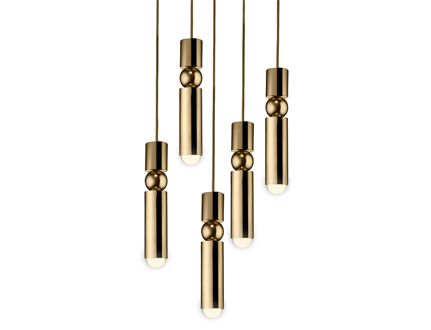 FULCRUM PENDANT LIGHT BY LEE BROOM