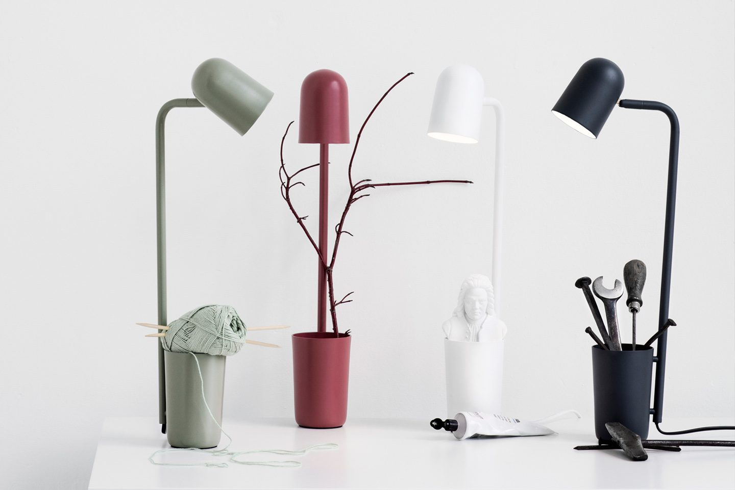 BUDDY TABLE LAMP BY NORTHERN LIGHTING