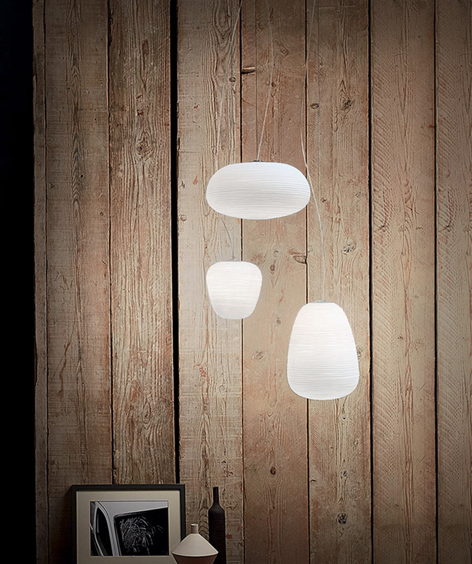 RITUALS SUSPENSION LIGHTS BY FOSCARINI