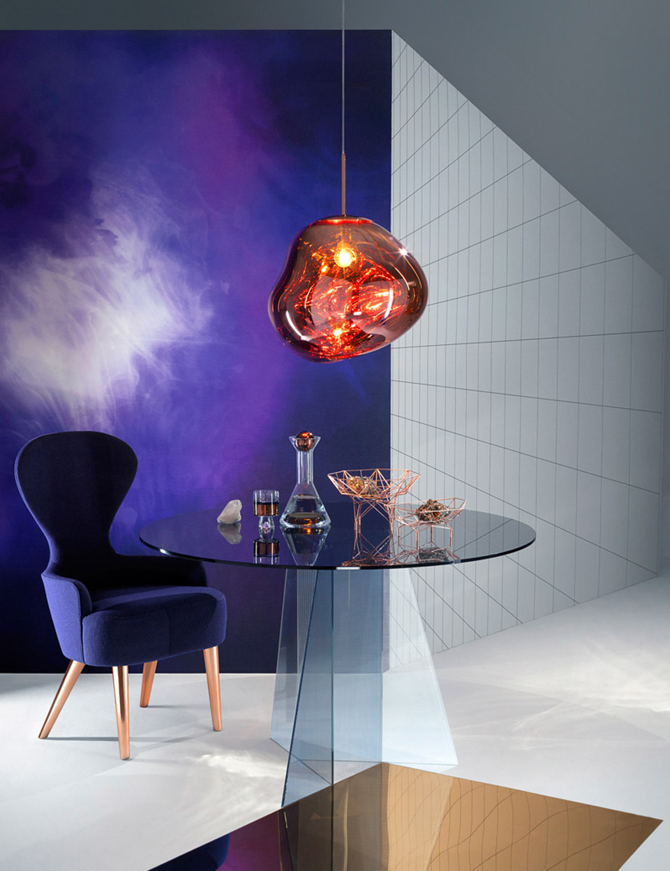 MELT PENDANT LIGHT BY TOM DIXON