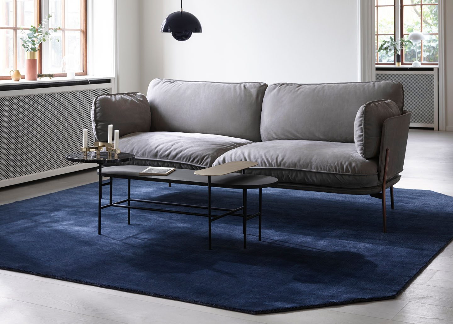 CLOUD TWO SEATER SOFA BY &Tradition