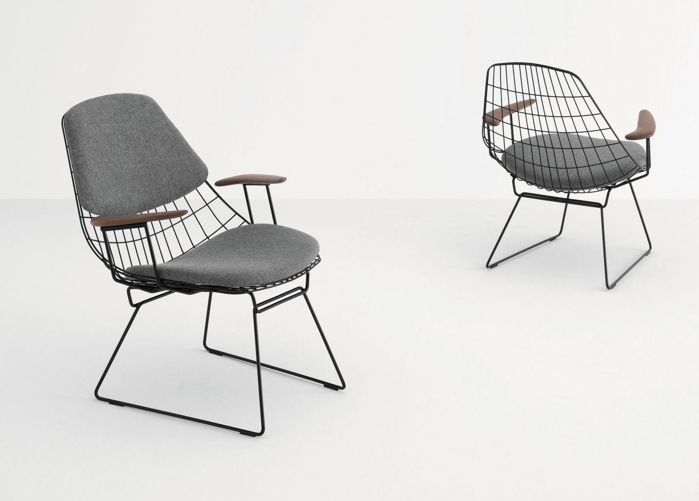 WIRE LOUNGE CHAIR FM06 BY PASTOE