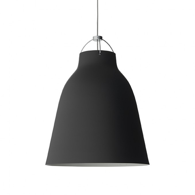 Caravaggio Pendant Light Matt Black
