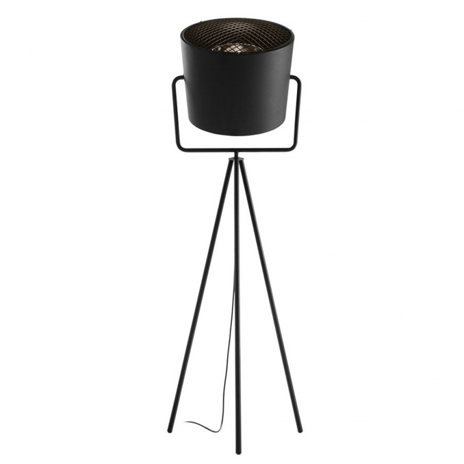 Last Floor Lamp Black