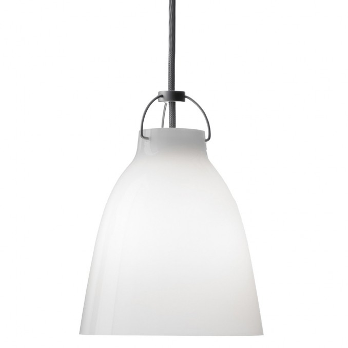 Caravaggio Pendant Light P1 Opal Clearance