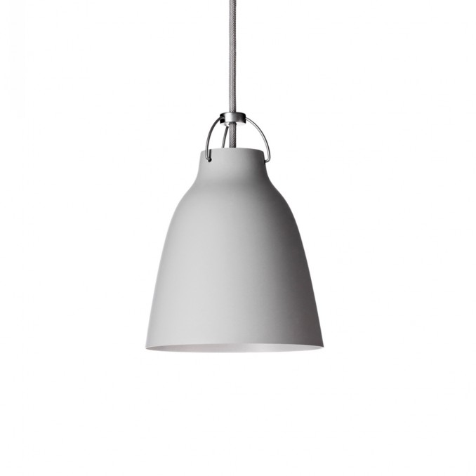 Caravaggio Pendant Light Matt P1 Grey 25 (4 LEFT)