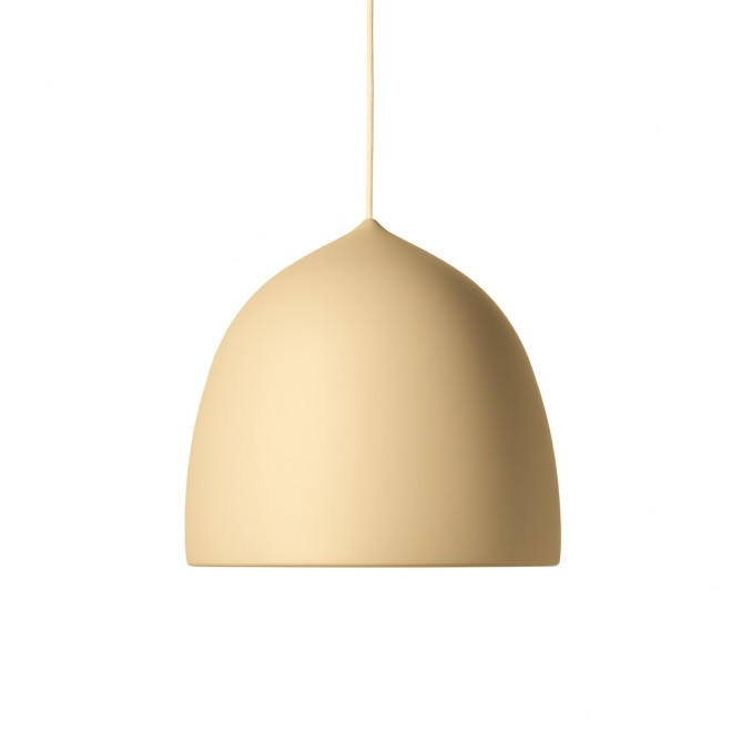 Suspence Pendant Light Pale pearl