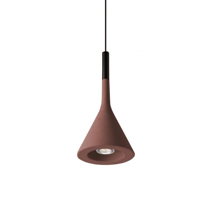 Aplomb Ceiling Light Red Clearance