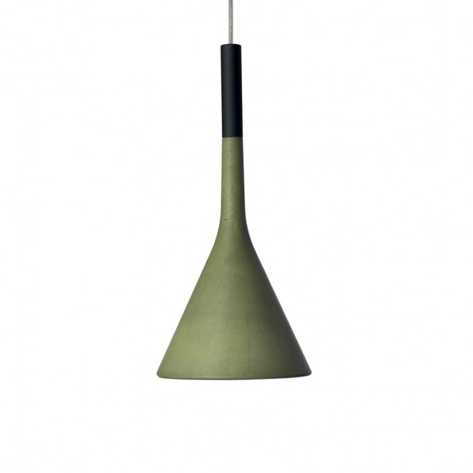 Aplomb Ceiling Light Olive