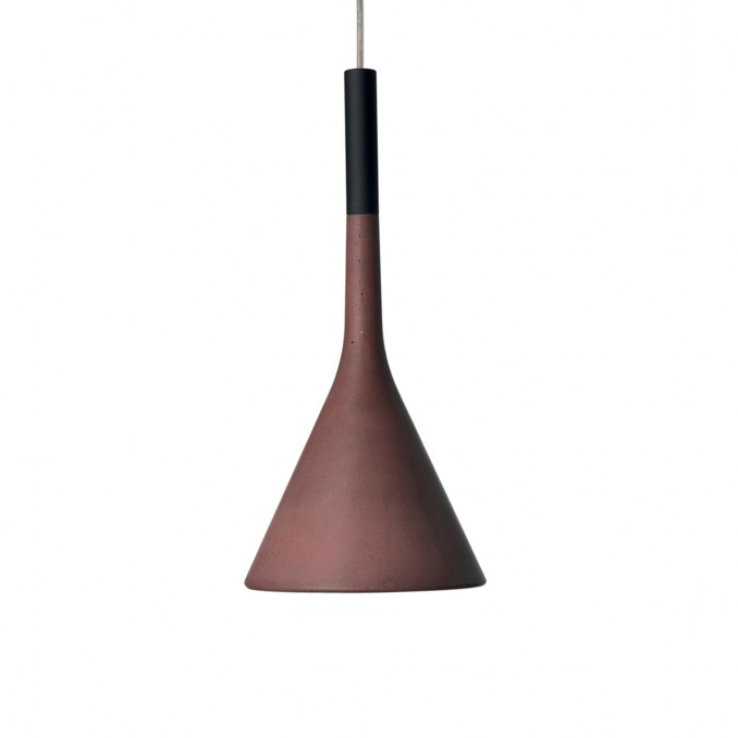 Aplomb Ceiling Light Red