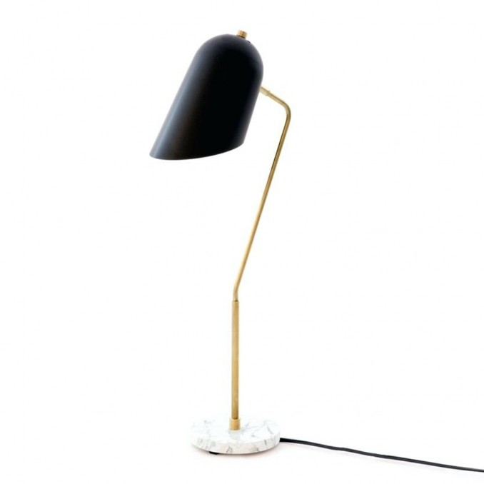 Cliff Table Lamp Black